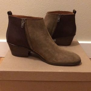 Madewell Ankle Charley Boot Bootie sz 9.5 NIB